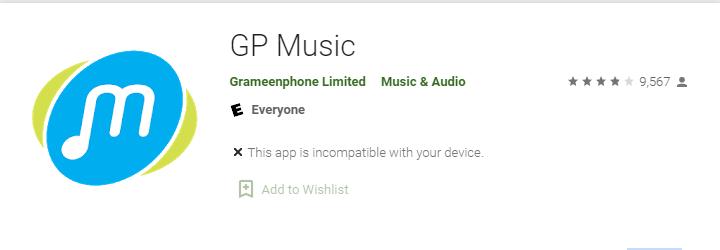 GP music