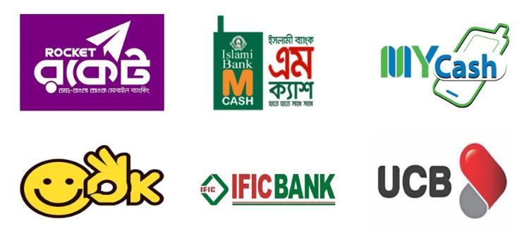 Mobicash Partner Mobile Banks