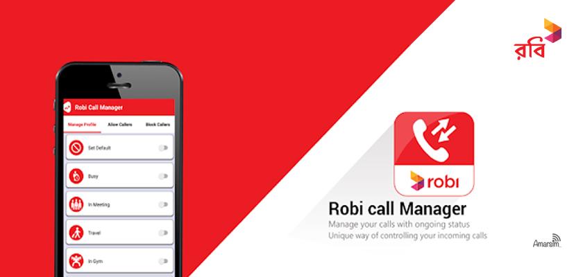Robi Call Manager