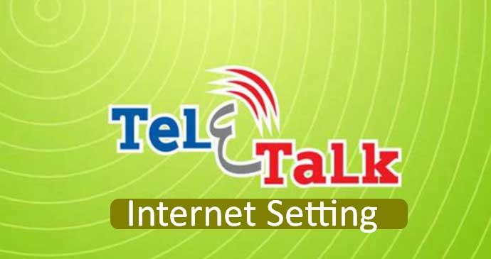 Teletalk-Internet-Settings