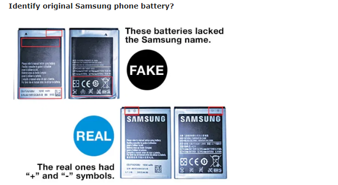 How To Check Your Samsung Phone Is Original Or Clone? 1